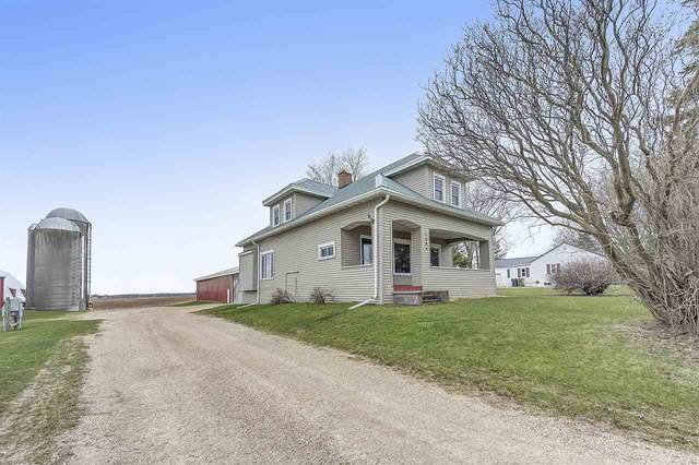 1884 Hill Road, Greenleaf, WI 54126 (#50221252) :: Dallaire Realty