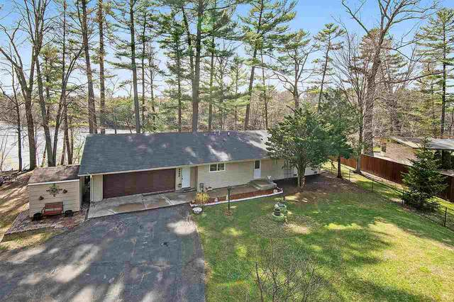 N7199 River Drive, Shawano, WI 54166 (#50221257) :: Dallaire Realty