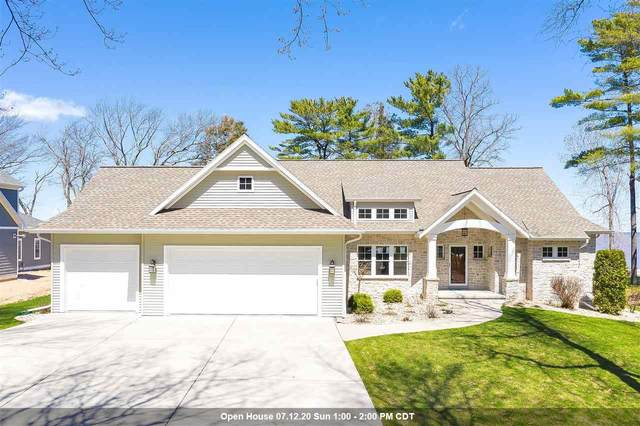 4533 Point Comfort Lane, Green Bay, WI 54311 (#50221355) :: Todd Wiese Homeselling System, Inc.