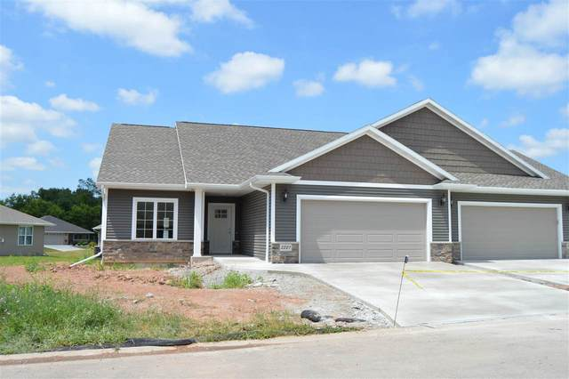 2223 Mahogany Trail #25, De Pere, WI 54115 (#50221418) :: Todd Wiese Homeselling System, Inc.