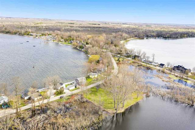 Sand Bay Point Road, Sturgeon Bay, WI 54235 (#50221457) :: Carolyn Stark Real Estate Team