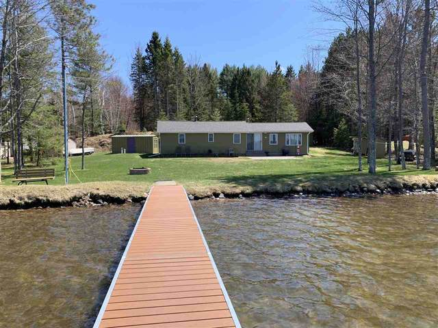 6676 S Melody Lane, Rhinelander, WI 54501 (#50221779) :: Todd Wiese Homeselling System, Inc.