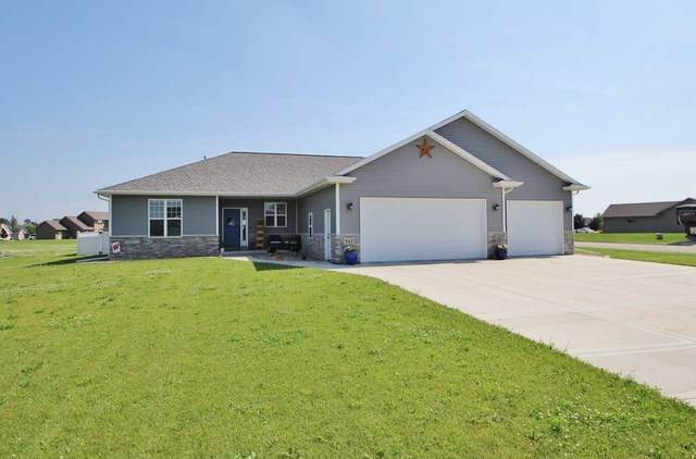 933 Mooren Acre Court, De Pere, WI 54115 (#50221782) :: Todd Wiese Homeselling System, Inc.