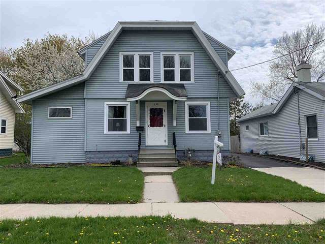 239 Broad Street, Menasha, WI 54952 (#50221821) :: Dallaire Realty