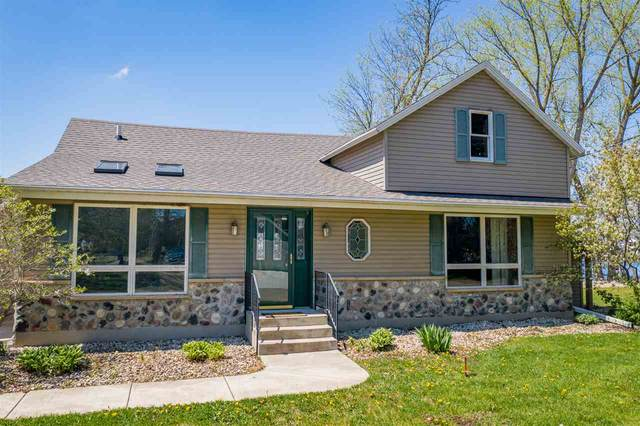 105 S River Street, Fremont, WI 54940 (#50221975) :: Dallaire Realty