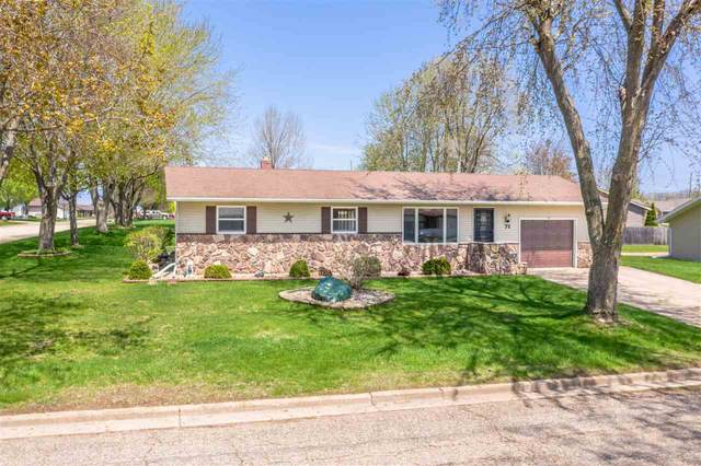 71 N Park Street, Clintonville, WI 54929 (#50222078) :: Todd Wiese Homeselling System, Inc.