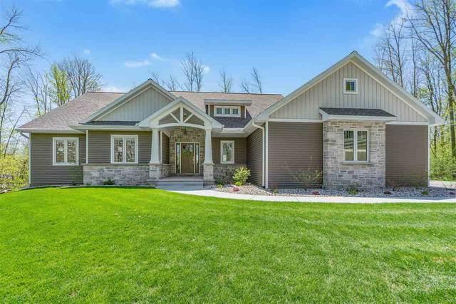 W5933 Falling Leaf Trail, Appleton, WI 54913 (#50222300) :: Todd Wiese Homeselling System, Inc.