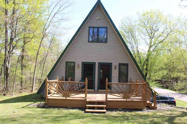 N6496 S Long Lake Road, Waupaca, WI 54981 (#50222333) :: Todd Wiese Homeselling System, Inc.