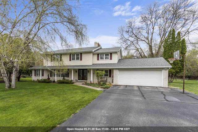 33 Meadowbrook Court, Appleton, WI 54914 (#50222361) :: Todd Wiese Homeselling System, Inc.