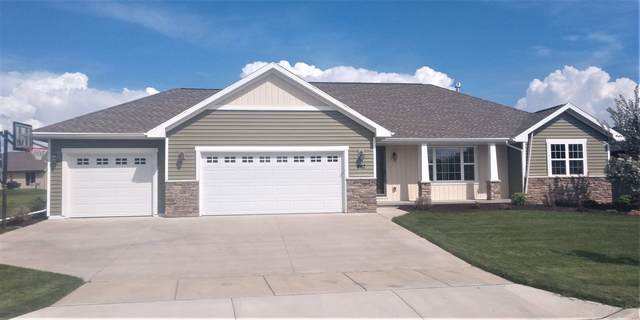 867 Lotus Trail, Menasha, WI 54952 (#50222439) :: Dallaire Realty