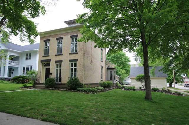 179 N Adams Avenue, Berlin, WI 54923 (#50222463) :: Todd Wiese Homeselling System, Inc.