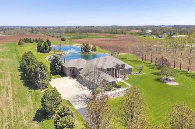 8067 Hwy D, Kaukauna, WI 54130 (#50222471) :: Todd Wiese Homeselling System, Inc.