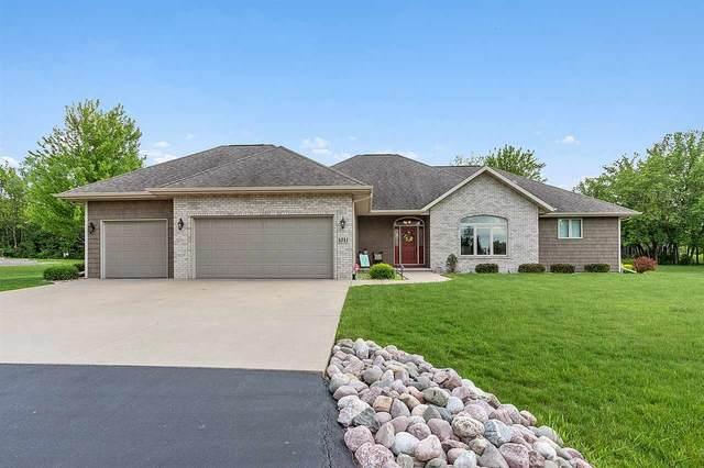4341 Bellhaven Lane, Oshkosh, WI 54904 (#50222619) :: Todd Wiese Homeselling System, Inc.