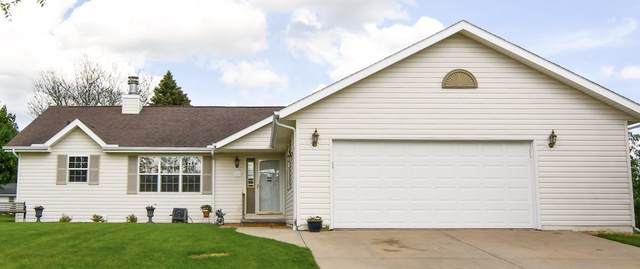 200 Patrick Lane, Pulaski, WI 54162 (#50222654) :: Dallaire Realty