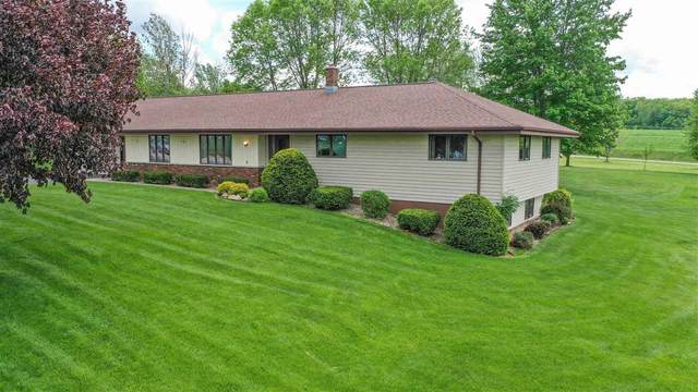 E6379 Esther Drive, Manawa, WI 54949 (#50222716) :: Symes Realty, LLC