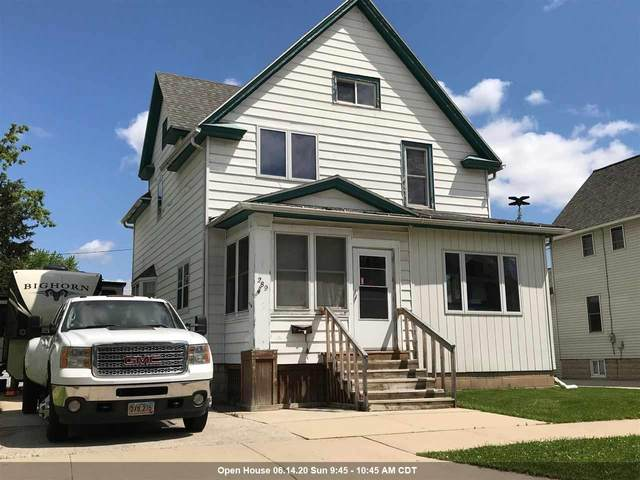 289 6TH Street, Fond Du Lac, WI 54935 (#50222786) :: Todd Wiese Homeselling System, Inc.