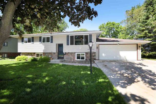 1168 Home Avenue, Menasha, WI 54952 (#50222807) :: Todd Wiese Homeselling System, Inc.