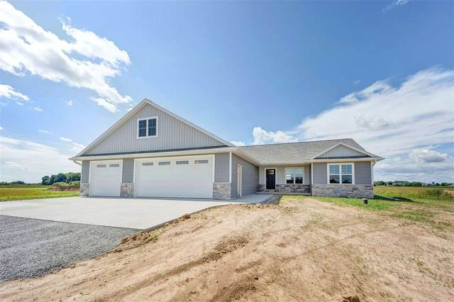 419 High Ridge Trail, Sobieski, WI 54171 (#50222841) :: Symes Realty, LLC