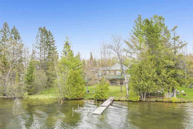 2781 Trump Lake Road, Wabeno, WI 54566 (#50222871) :: Symes Realty, LLC