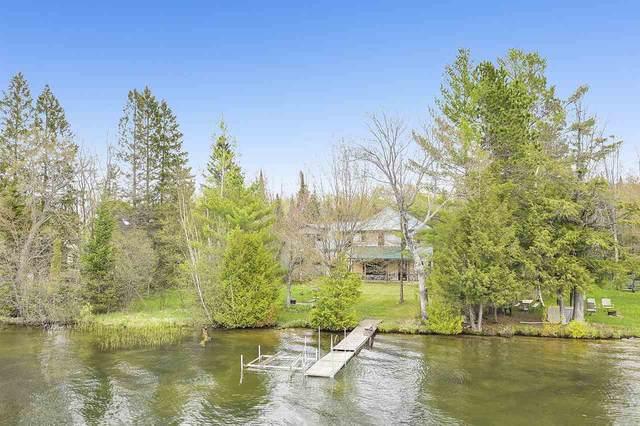 2781 Trump Lake Road, Wabeno, WI 54566 (#50222871) :: Ben Bartolazzi Real Estate Inc