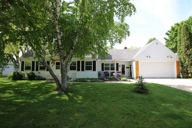 144 Willis Court, North Fond Du Lac, WI 54937 (#50222915) :: Todd Wiese Homeselling System, Inc.