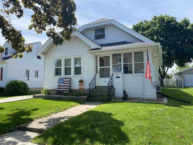 316 14TH Street, Fond Du Lac, WI 54935 (#50223025) :: Todd Wiese Homeselling System, Inc.