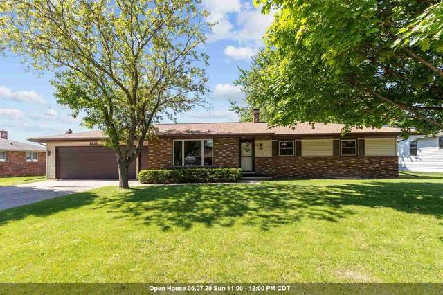 1351 Eminence Street, Green Bay, WI 54313 (#50223050) :: Dallaire Realty