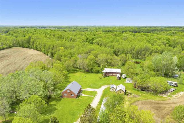 6049 Cedar Street, Abrams, WI 54101 (#50223093) :: Dallaire Realty