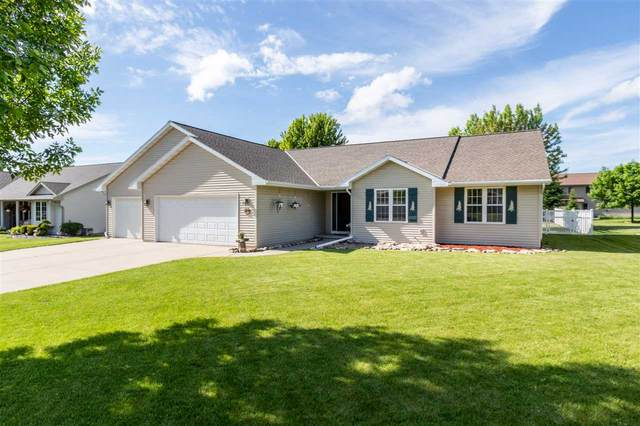 3279 Windland Drive, Green Bay, WI 54311 (#50223096) :: Todd Wiese Homeselling System, Inc.