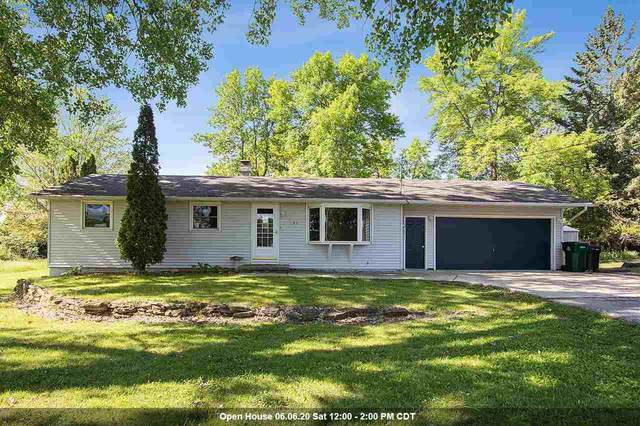 128 Parkside Court, Green Bay, WI 54313 (#50223116) :: Symes Realty, LLC
