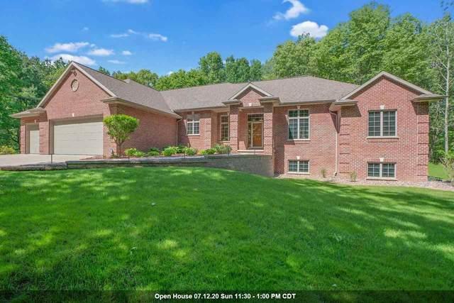 6166 W Brown Road, Sobieski, WI 54171 (#50223356) :: Todd Wiese Homeselling System, Inc.