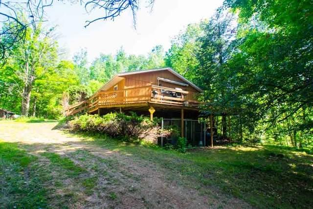 W1425 Rose Lake Road, White Lake, WI 54491 (#50223627) :: Todd Wiese Homeselling System, Inc.