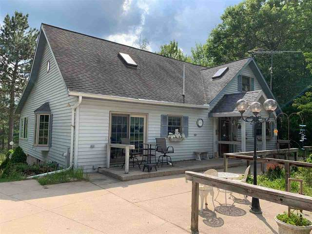 N12075 Whispering Pine Lane, Silver Cliff, WI 54104 (#50224032) :: Todd Wiese Homeselling System, Inc.