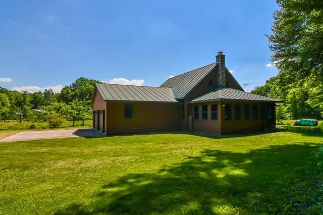 E2315 Thoe Road, Iola, WI 54945 (#50224053) :: Carolyn Stark Real Estate Team