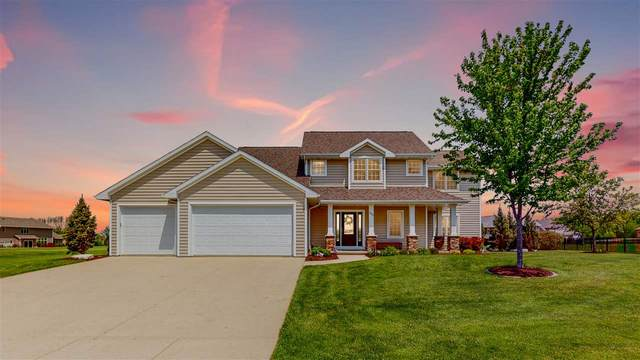 2497 Copper Lane, Green Bay, WI 54311 (#50224193) :: Todd Wiese Homeselling System, Inc.