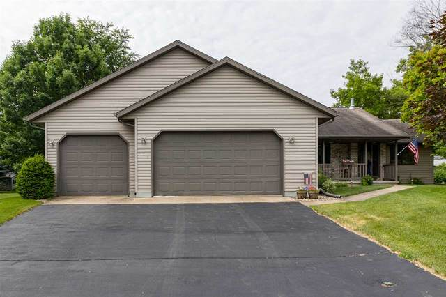 125 W Fountain Court, Hortonville, WI 54944 (#50224315) :: Symes Realty, LLC