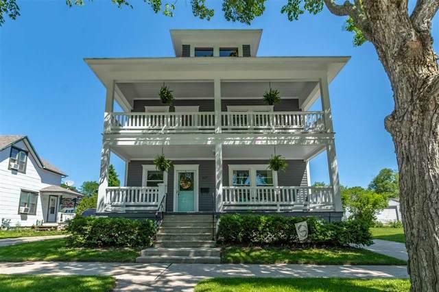 617 Rose Street, Kewaunee, WI 54216 (#50224516) :: Todd Wiese Homeselling System, Inc.