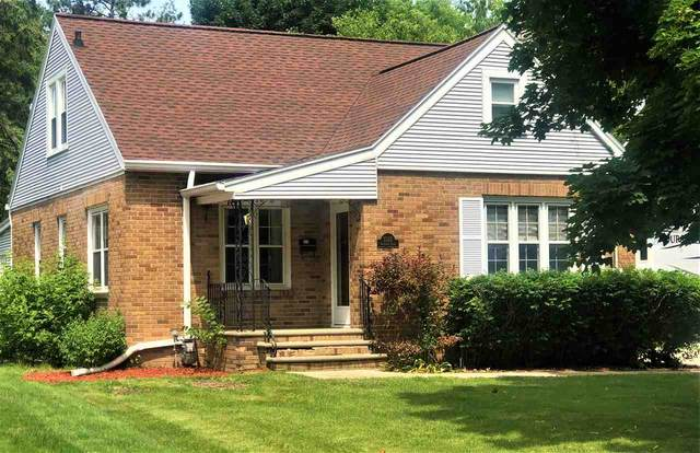 2332 Jourdain Lane, Green Bay, WI 54301 (#50224521) :: Todd Wiese Homeselling System, Inc.