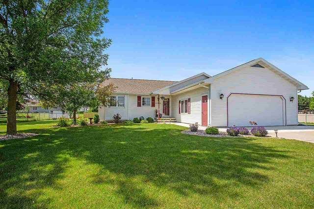 W2143 Marigold Drive, Brillion, WI 54110 (#50224575) :: Ben Bartolazzi Real Estate Inc