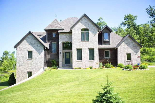 W477 Helen Lane, Campbellsport, WI 53010 (#50224636) :: Ben Bartolazzi Real Estate Inc