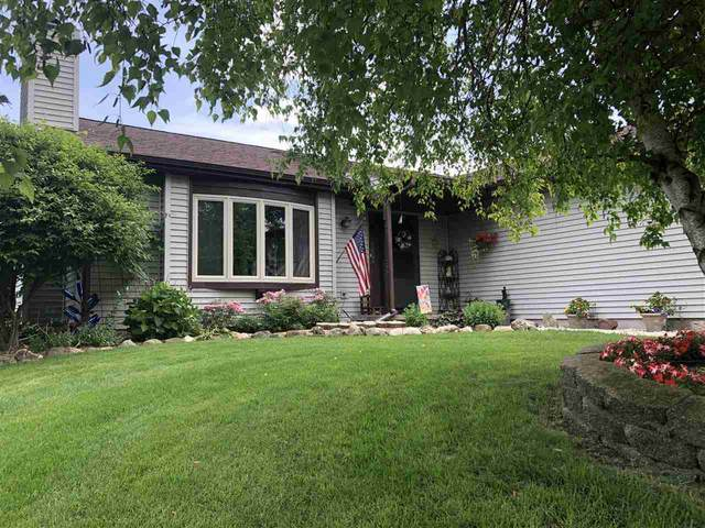 1013 Sycamore Tree Drive, Fond Du Lac, WI 54935 (#50224766) :: Todd Wiese Homeselling System, Inc.