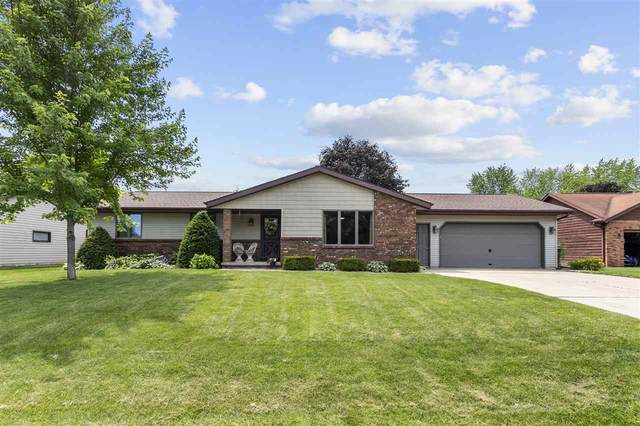 3223 N Blueridge Drive, Appleton, WI 54914 (#50224798) :: Todd Wiese Homeselling System, Inc.