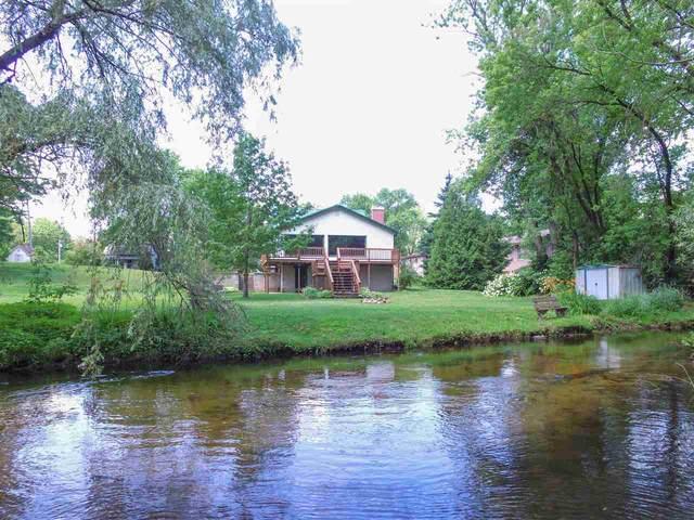 415 S Water Street, Wautoma, WI 54982 (#50224884) :: Ben Bartolazzi Real Estate Inc