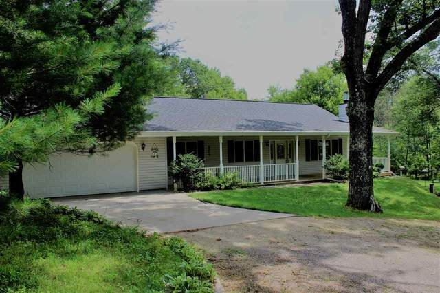 N5698 Pine Lane, Wild Rose, WI 54984 (#50225001) :: Todd Wiese Homeselling System, Inc.