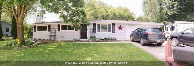 224 N 8TH Avenue, Winneconne, WI 54986 (#50225029) :: Todd Wiese Homeselling System, Inc.