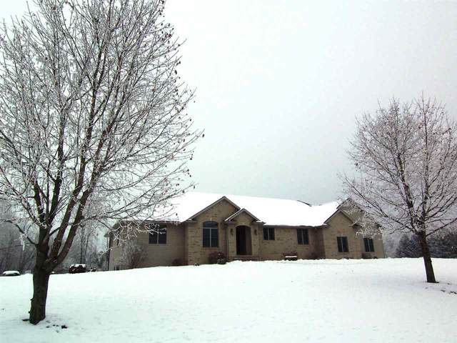 7780 Saindon Road, Sobieski, WI 54171 (#50225079) :: Town & Country Real Estate