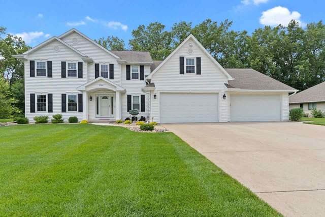 3141 Harbor Winds Drive, Suamico, WI 54173 (#50225101) :: Symes Realty, LLC