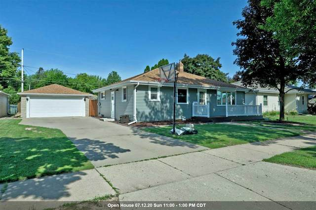 252 S Karlyn Street, Kimberly, WI 54136 (#50225127) :: Dallaire Realty