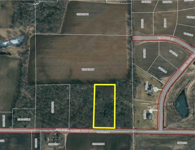 Lasley Point Road, Winnebago, WI 54986 (#50225262) :: Dallaire Realty