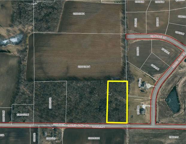 Lasley Point Road, Winnebago, WI 54986 (#50225263) :: Dallaire Realty